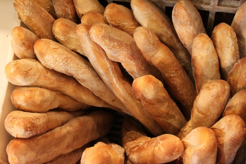 French bagguettes