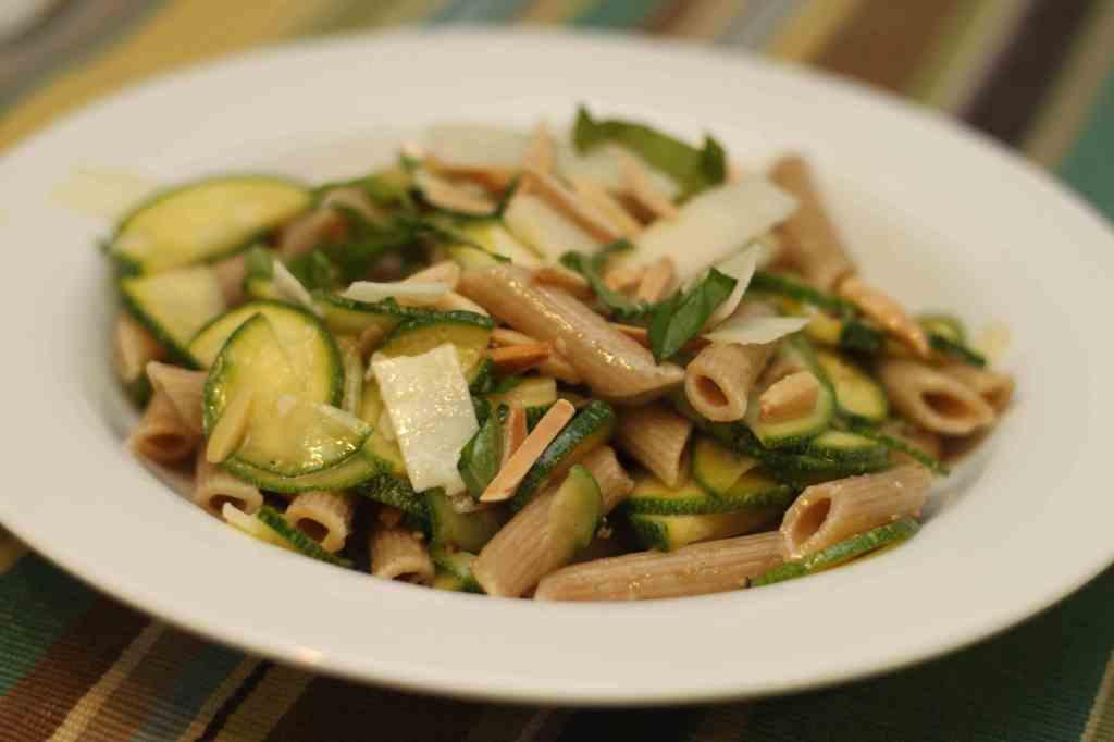 Recipes for Zucchini Pasta, Cooking Zucchini Spaghetti