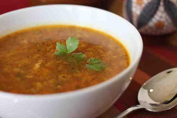 spicy cauliflower soup | Pixelated Crumb