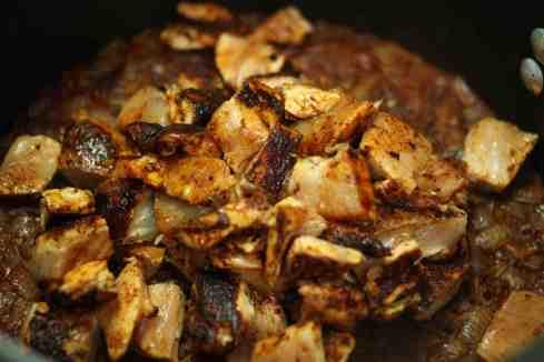 ancho chile chicken