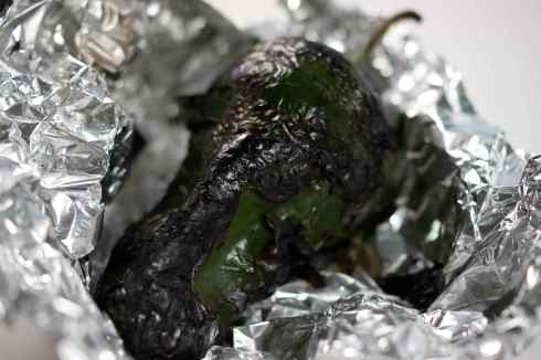fire roasted poblano