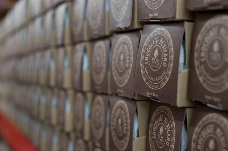Taza Chocolates