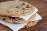 Perfect Chocolate Chip Cookie from Cook's Illustrated